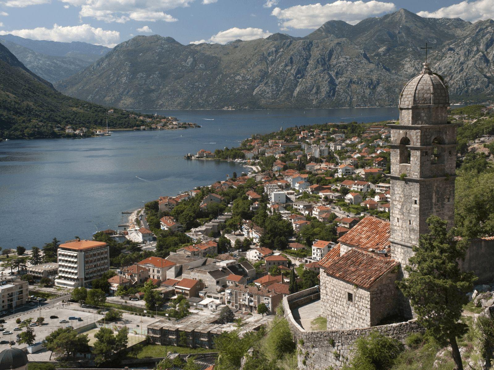 BALKAN TURA - First Minute!: Kotor i Boka Kotorska