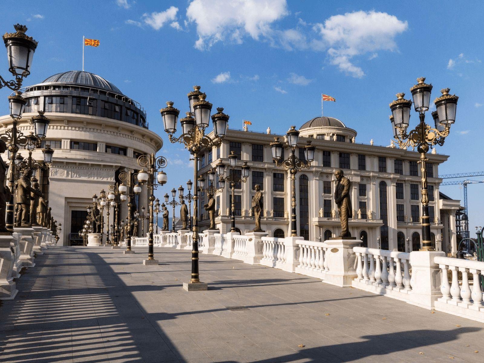 BALKAN TURA - First Minute!: Skoplje i spomenici