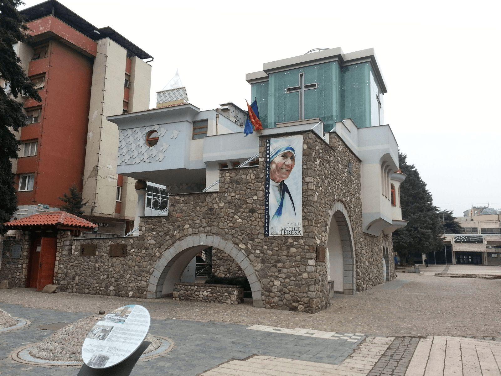 BALKAN TURA - First Minute!: Skoplje: Kuća Majke Tereze